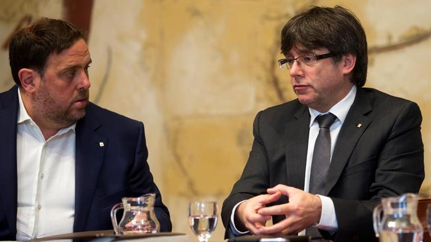 PDeCAT y ERC pactan un nuevo núcleo duro para fijar la estrategia hacia el referéndum