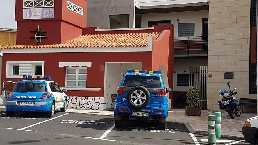 La Policía Local de Los Llanos de Aridane trabajará en estrecha colaboración con la Guardia Civil. Foto: Ayuntamiento de Los Llanos.