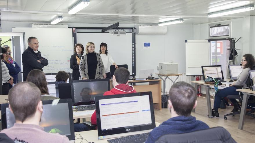 Camargo pondrá en marcha en 2017 una escuela taller sobre creación de páginas web