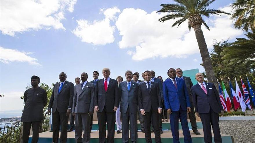 """Gentiloni aboga ante el G7 por """"una colaboración total"""" con África"""