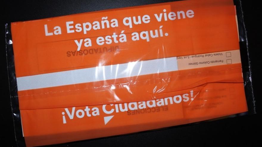 Envío de propaganda electoral