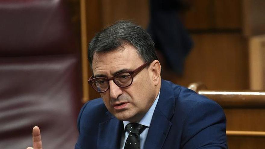 PNV avisa al Gobierno de que si se excede en Cataluña, no hablará de cuentas