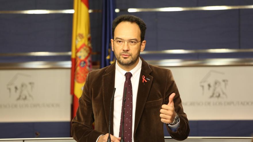 """Hernando (PSOE): """"En un mes, tras habernos abstenido, hemos conseguido  cosas importantes"""""""
