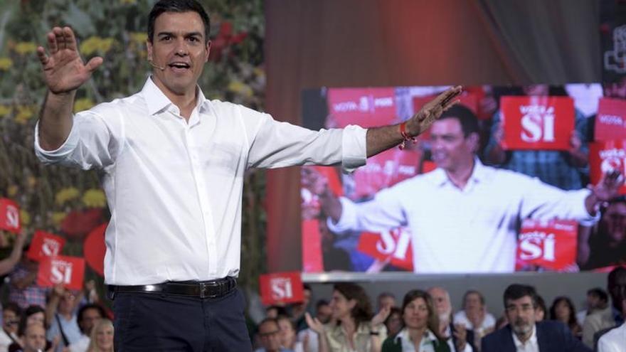 Sánchez dirá no a Iglesias si no renuncia a la consulta y a su plan económico