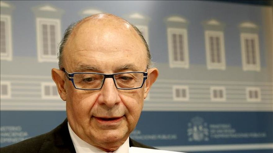 Montoro dice que explicará a la CE los beneficios para España del modelo 720