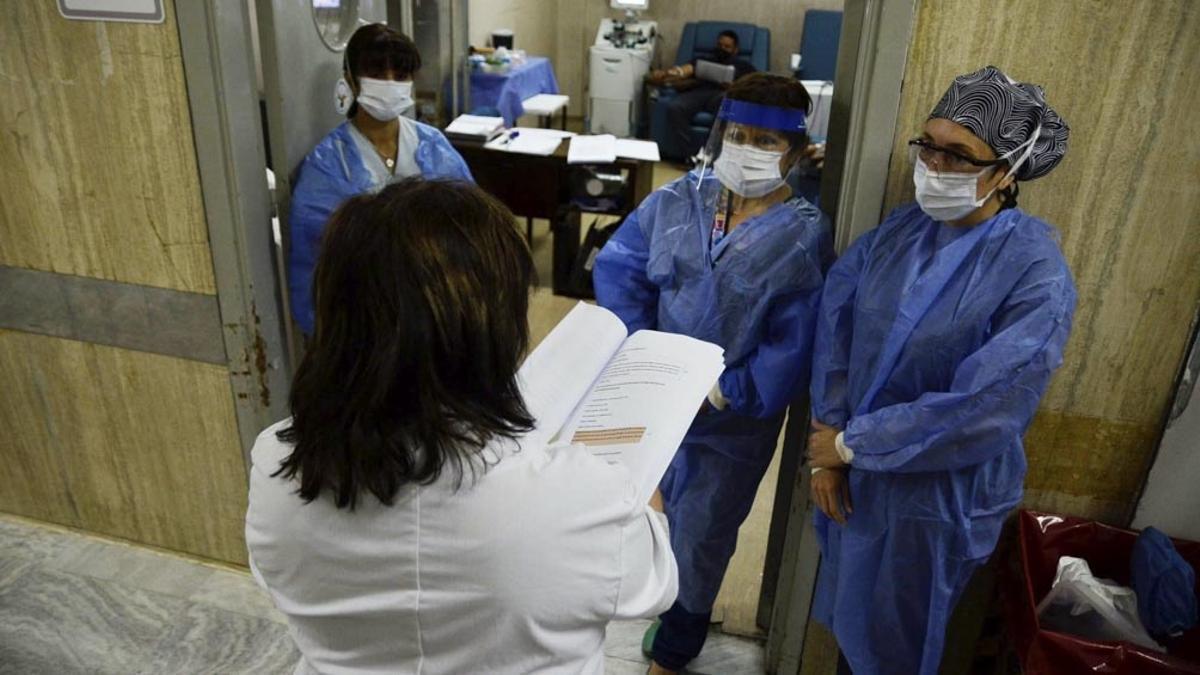 Personal de la salud pide a la población que extremen los cuidados y el aislamiento.