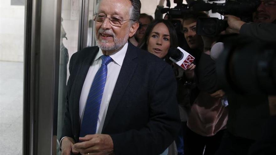 Absuelto Alfonso Grau y el resto de acusados de la rama valenciana de Nóos