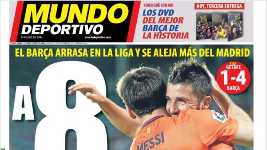 De las portadas del día (16/09/2012) #13