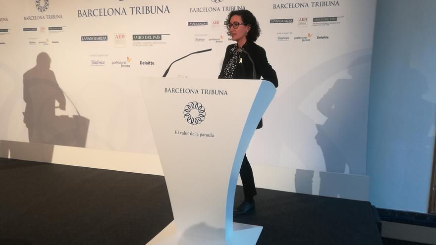 """Rovira (ERC) confía en encontrar """"la fórmula"""" para pactar con JuntsxCat el presidente"""