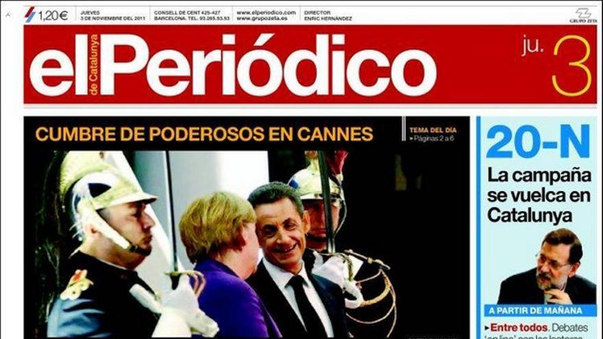 De las portadas del día (03/11/2011) #11