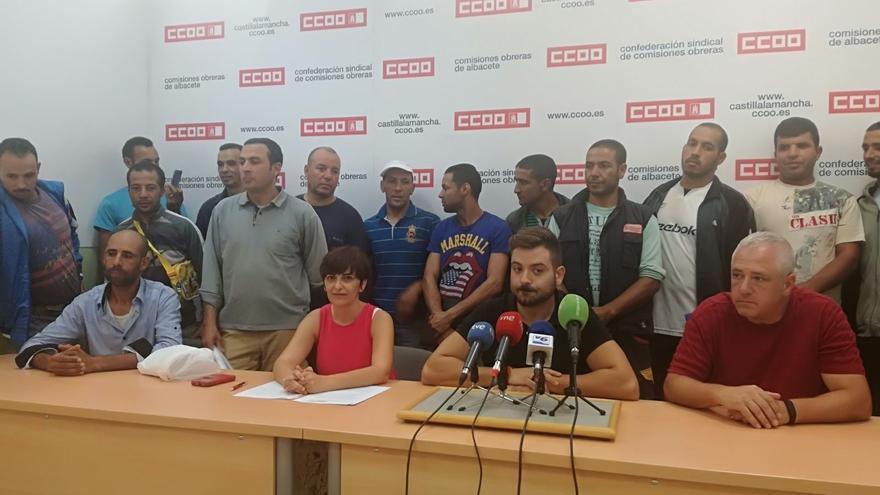 Foto: CCOO Albacete