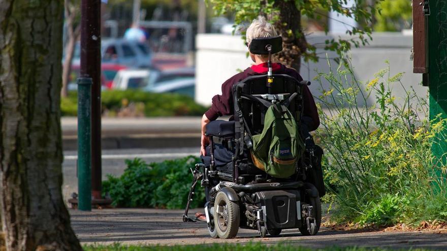 En Canarias, más de 170.000 personas sufren algún tipo de discapacidad. (DP).