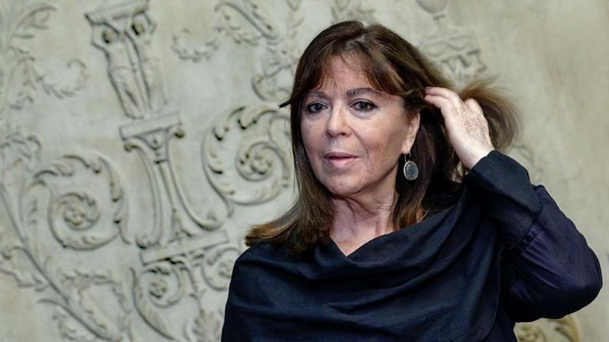 """Maria del Mar Bonet: """"Cataluña siente que puede ser independiente"""""""