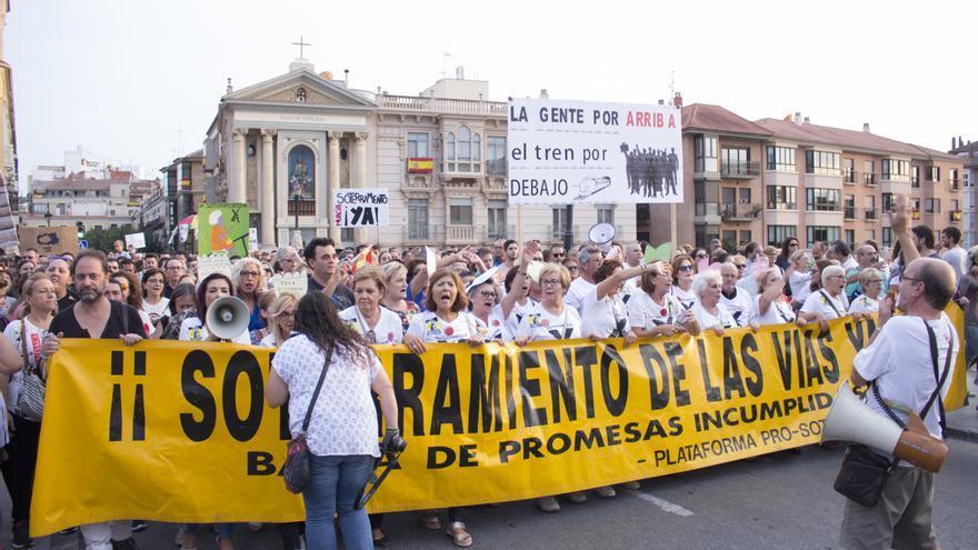 Según la organización, más de 50.000 personas secundaron la manifestación