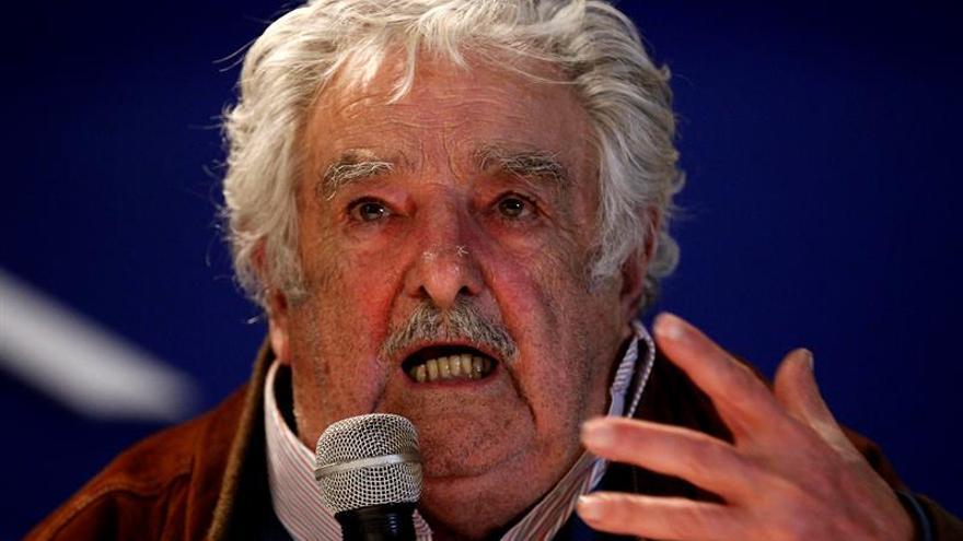 """Mujica acompañará una jornada de apoyo al """"sí"""" en la plebiscito para la paz de Colombia"""