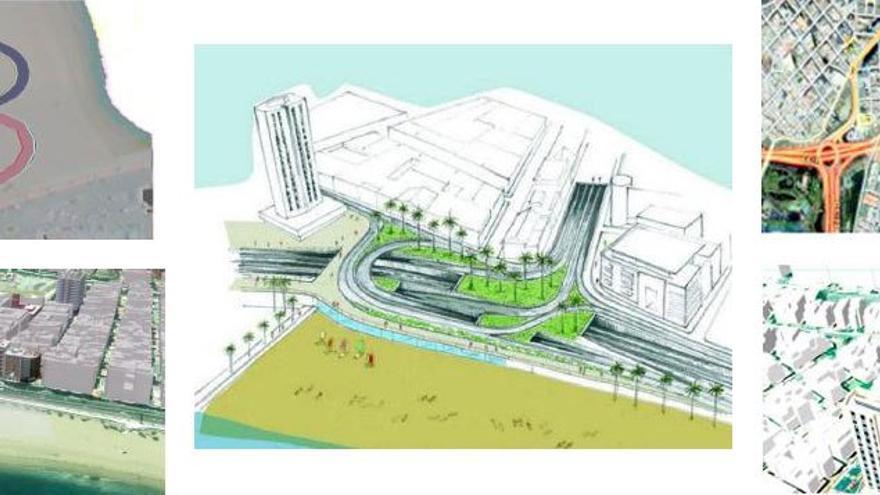 Propuesta para la remodelación del flujo urbano de Las Palmas de Gran Canaria
