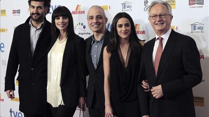"""""""Blancanieves"""", de Pablo Berger, conquista los Premios Forqué"""