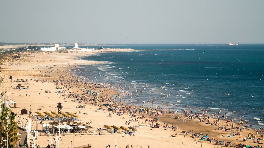 Playas en Cádiz