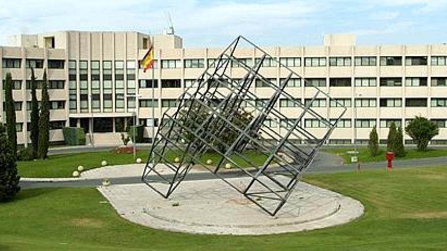Vista general de las instalaciones del Centro Nacional de Inteligencia / Foto: CNI