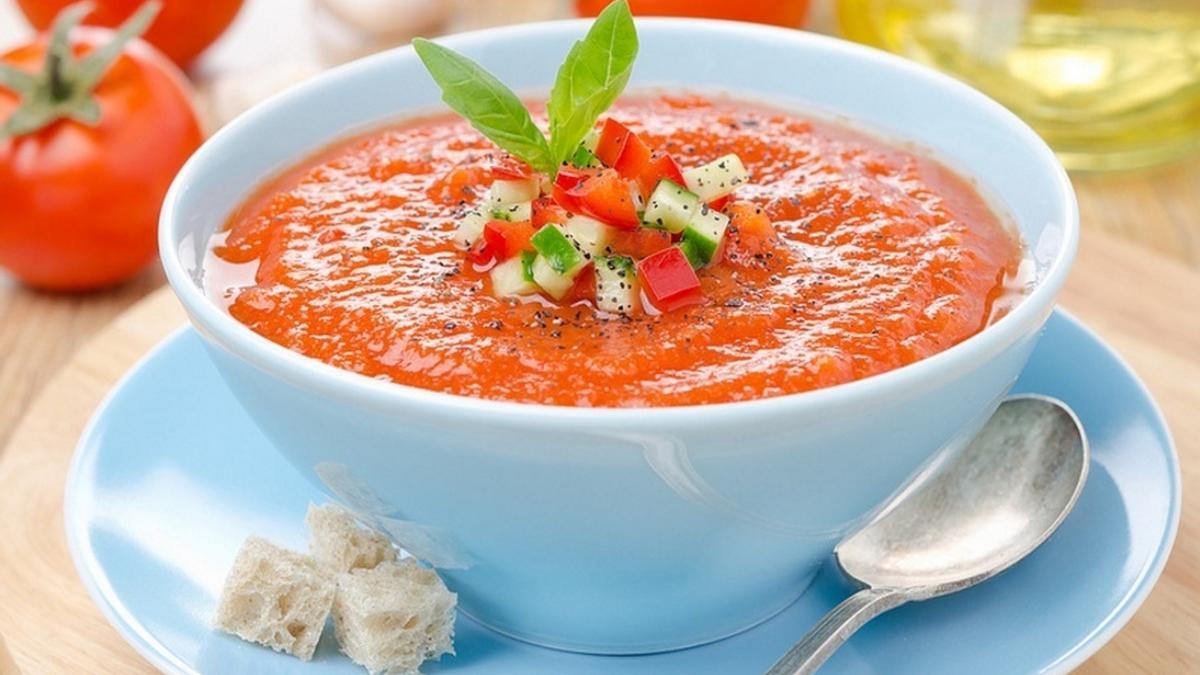 Este miércoles se celebra e Día Mundial del Gazpacho, del que se han documentado 400 variedades