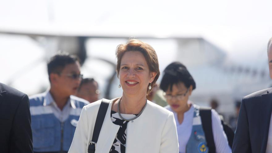 Enviada de la ONU para Birmania viajará a la región e intenta visitar el país