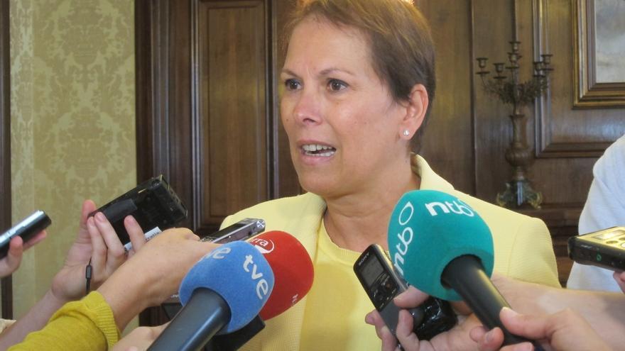 """Barkos cree que """"hay opciones para avanzar"""" en la posibilidad de que Navarra gestione su sistema de pensiones"""