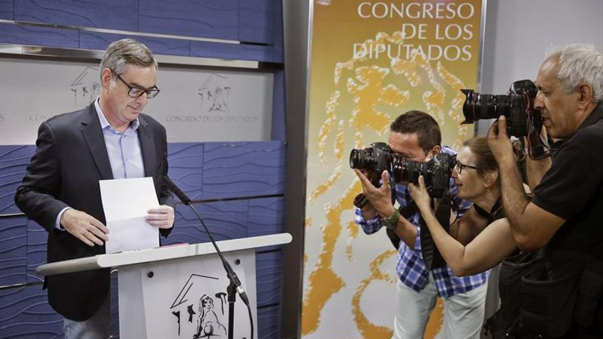 Ciudadanos emplaza al PP a negociar con el PSOE un Gobierno en minoría