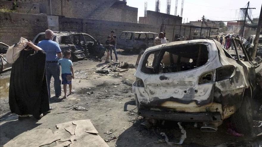 964 muertos en octubre en Irak, uno de los meses más sangrientos desde 2008