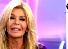 """Lo que cobra Bibiana Fernández, la 'star' de """"Supervivientes"""""""