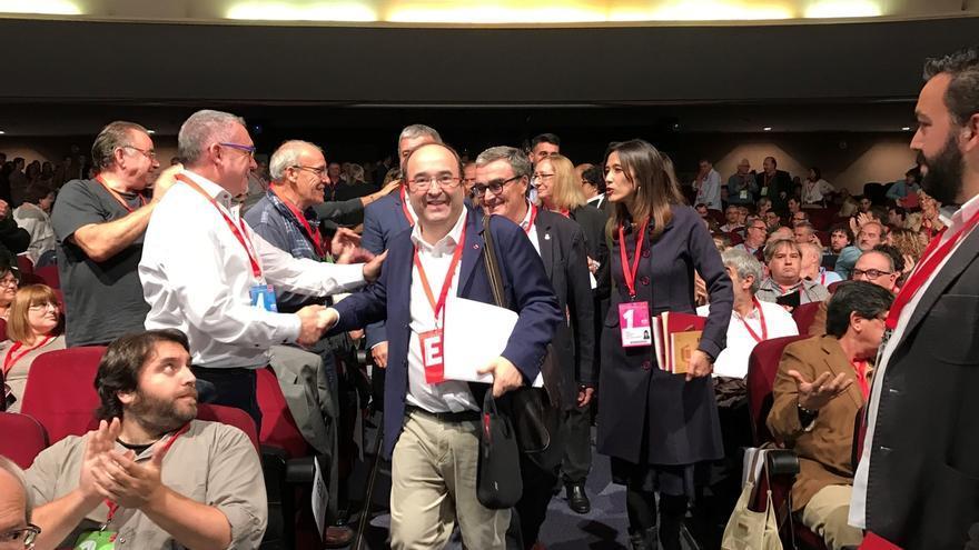"""Ros (UGT) agradece al PSC su 'no' a Rajoy: """"Lo que miles de trabajadores queríamos"""""""