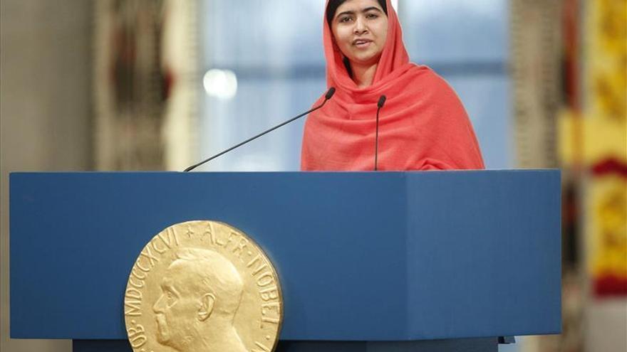 Malala pide más esfuerzos para ayudar a las niñas secuestradas por Boko Haram