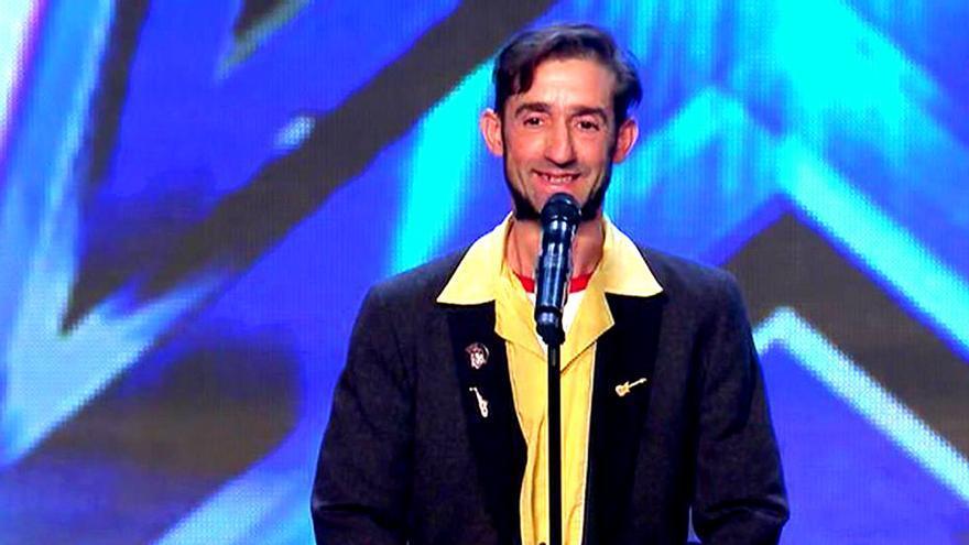¿Quién es Antonio, 'El Tekila', inesperado vencedor de la segunda edición de 'Got Talent'?
