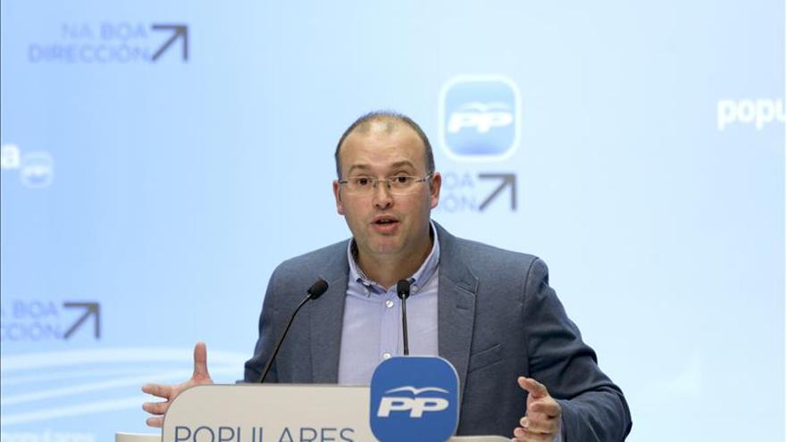 El PP rechaza investigar los cursos de formación en el Parlamento