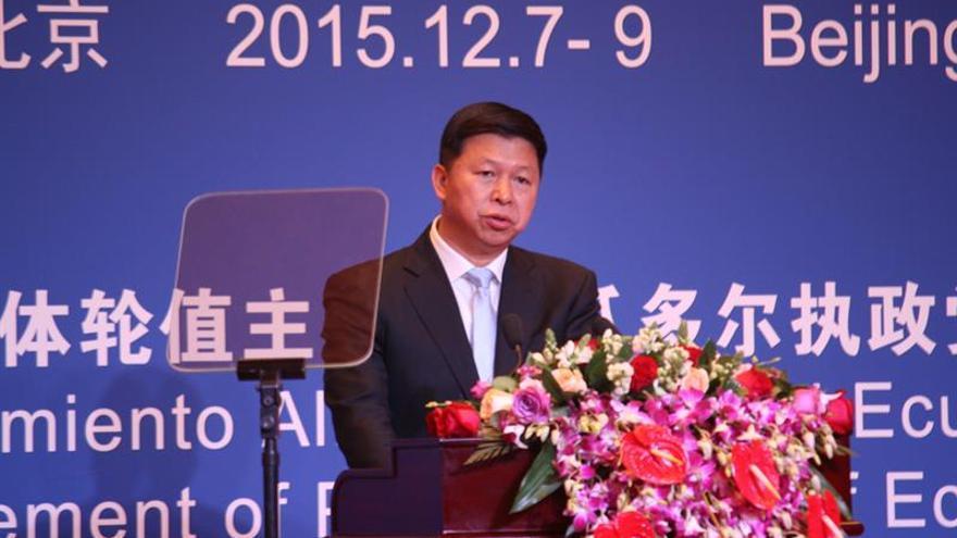 Un enviado del presidente chino viajará el viernes a Corea del Norte