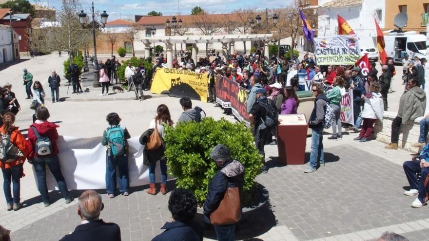 Imagen de una marcha anterior