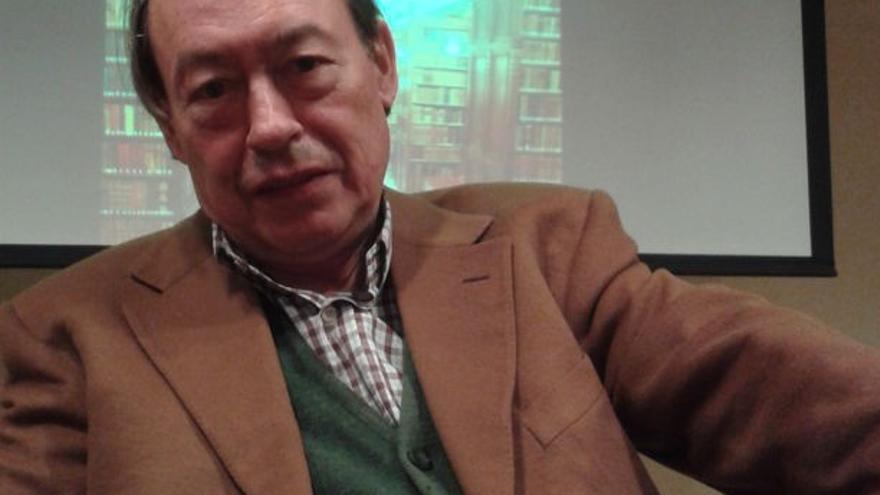 Gregorio Morán, en una foto de archivo.