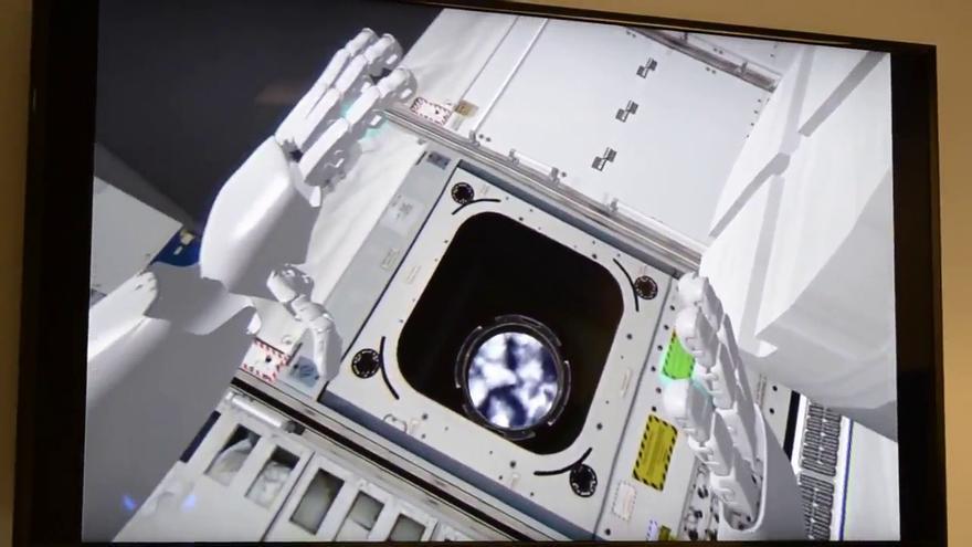 PlayStation VR NASA
