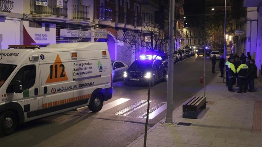 Un detenido por la muerte de un hombre en un tiroteo en Don Benito (Badajoz)