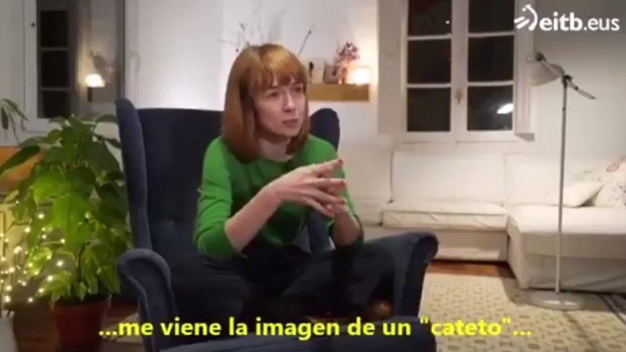 Imagen del programa de ETB 'Euskalduna naiz eta zu?'
