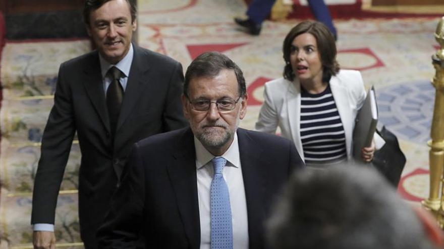 El PP cederá cuatro senadores al PNV para que forme grupo en el Senado