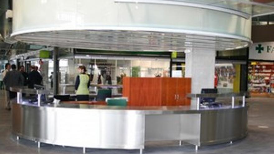 La nueva terminal del aeropuerto de La Palma. (ACN PRESS)