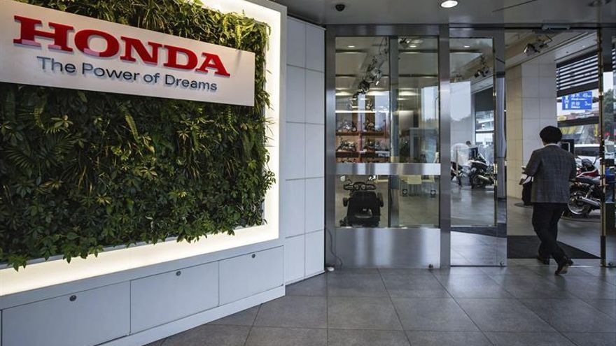 Honda ganó 2.792 millones de euros en 2015, un 32 por ciento menos