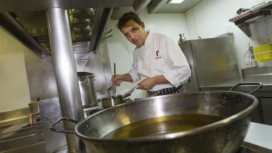 Francis Paniego: España tiene que salir al mundo con las tapas y restaurantes