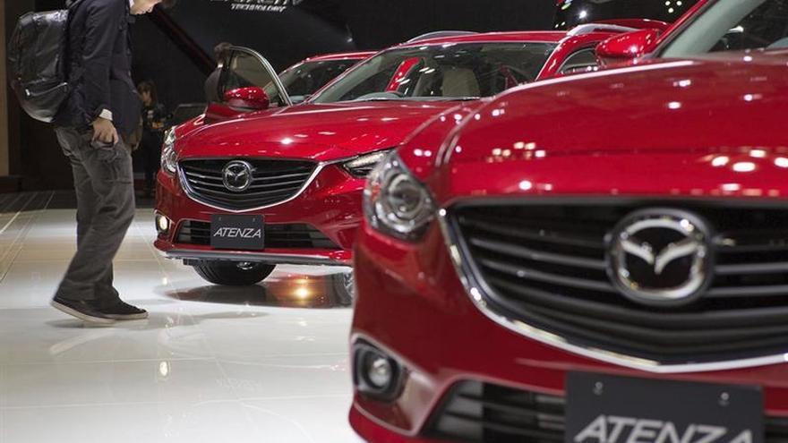 Mazda aumenta sus ventas en el segundo trimestre en Europa un 25 %