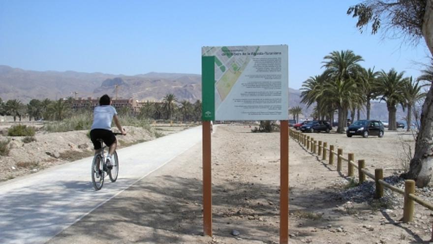 Entorno de Las Salinas (Foto: Unidos por Turaniana).