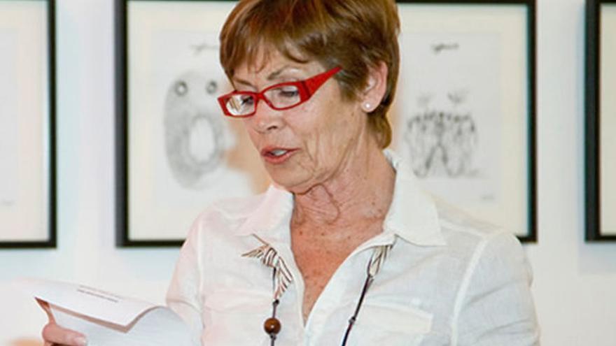 Maribel Nazco, pintora