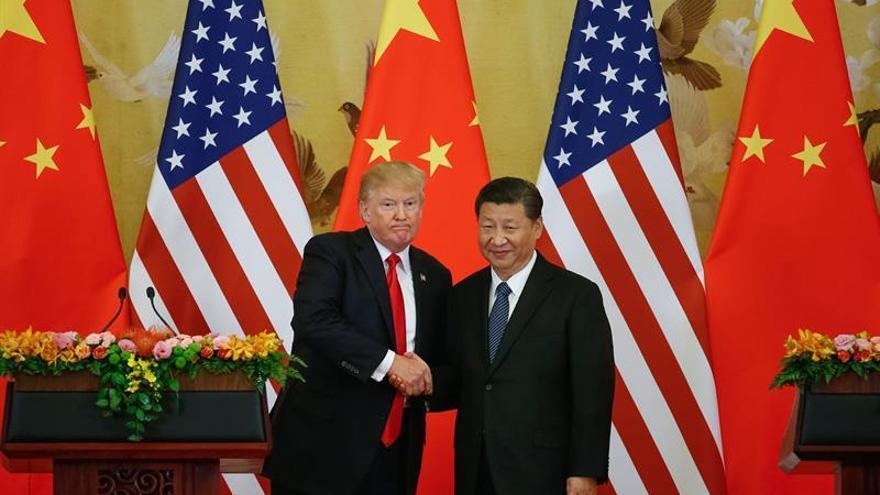 """Trump y Xi Jinping buscan desnuclearización """"irreversible"""" de Corea del Norte"""
