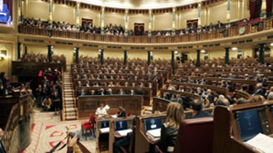 Congreso de los Diputados. (CANARIAS AHORA)