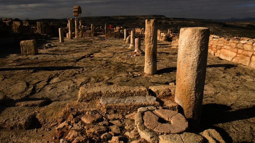 Parque Arqueológico Tolmo de Minateda (Albacete) FOTO: Turismo Castilla-La Mancha