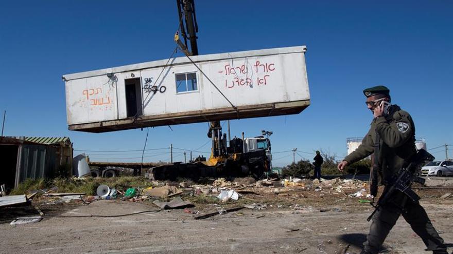 Una ONG denuncia que Israel no hace cumplir la ley a los colonos en Cisjordania